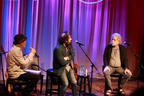 Buddy Miller, Josh Kaufman, Bob Weir