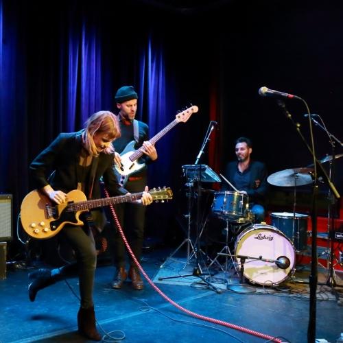 Trixie Whitley, Chris Morrissey, Yuval Lion