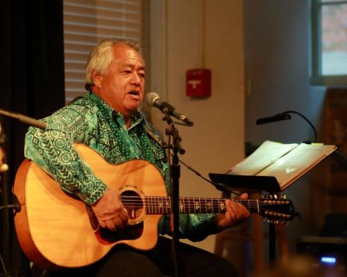 George Kahumoku Jr.