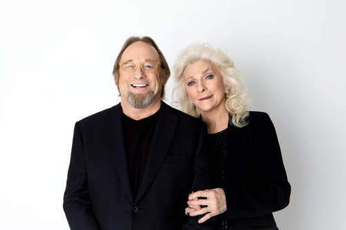 Stephen Stills and Judy Collins (Official Photo)